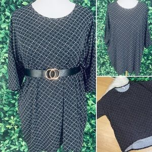NWT Lularoe black and white casual top 3